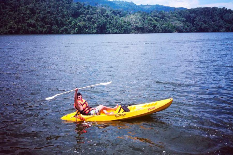 Rústica Laguna Azul